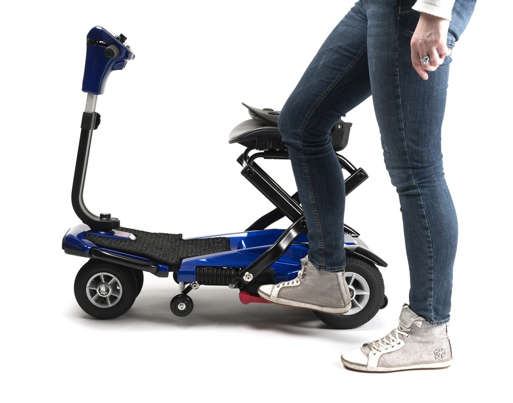 Compacte transportscooter Sedna