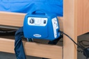 Anti-decubitus matras met compressor